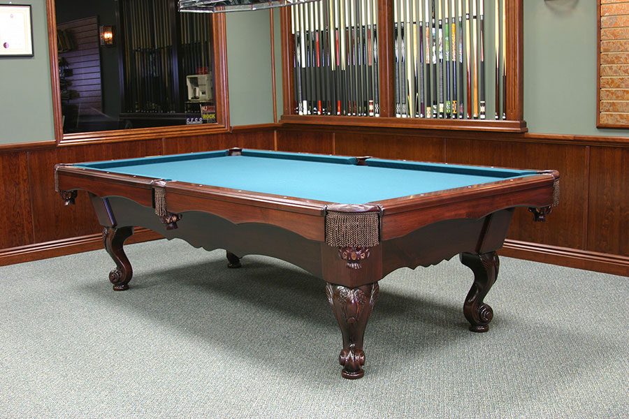 Maple City Billiards Pool Tables - Pool table rail caps